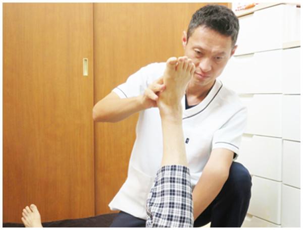 脳梗塞の麻痺や拘縮の改善